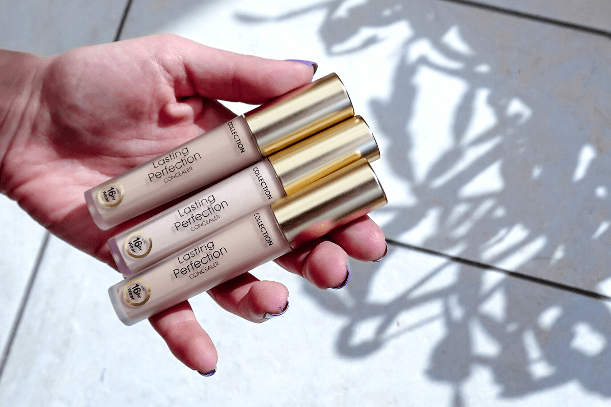 Collection Lasting Perfection Concealer New Packaging