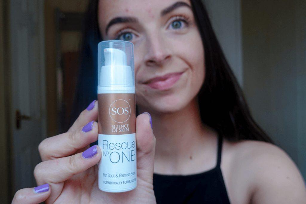 Best acne scar cream
