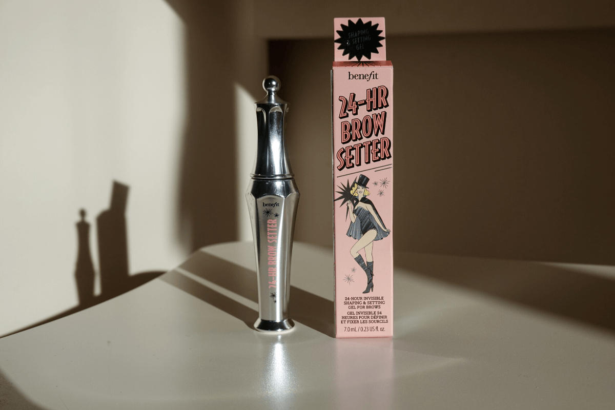 Benefit 24 Hour Brow Setter Review