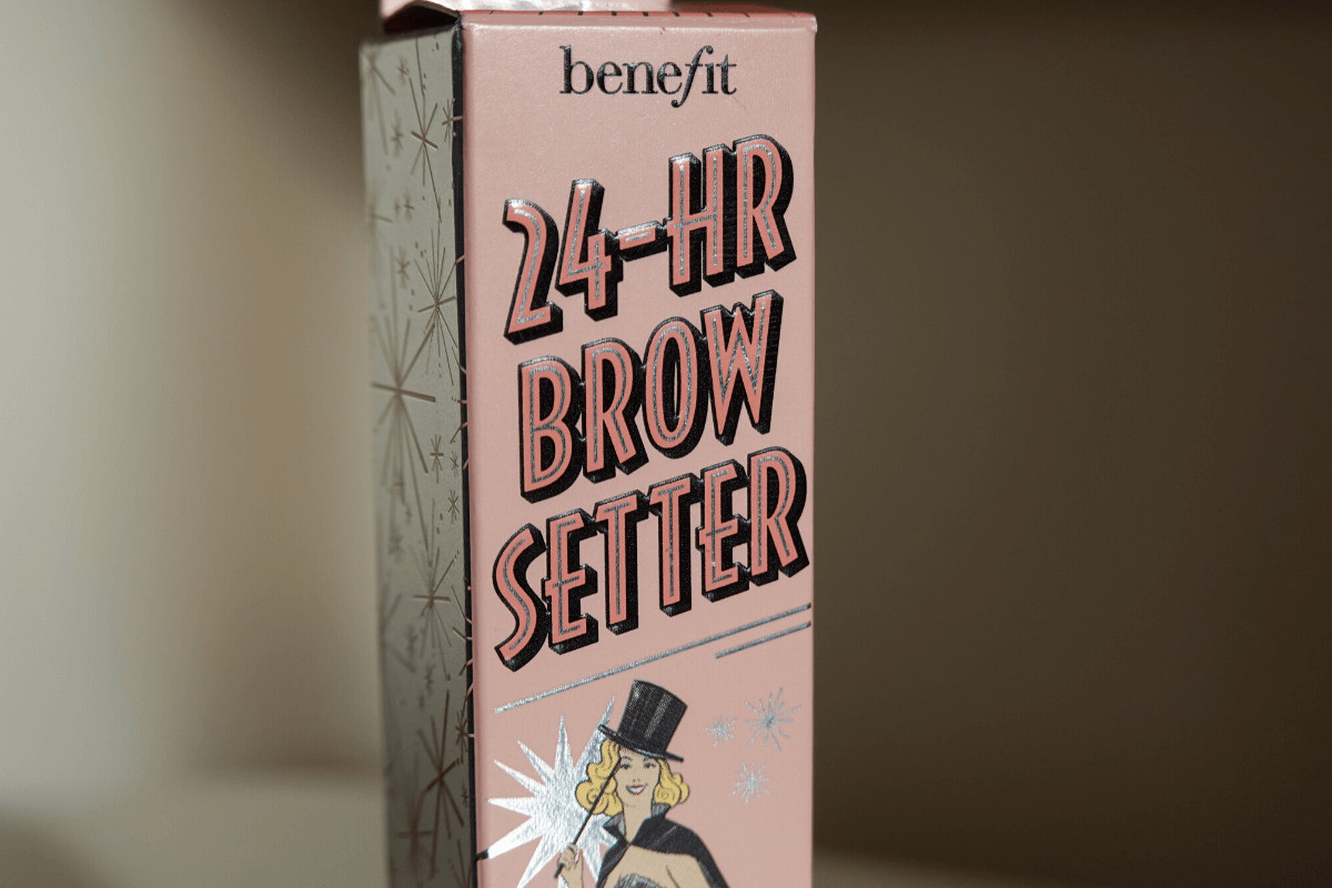 Benefit 24-hour Brow Setter Box