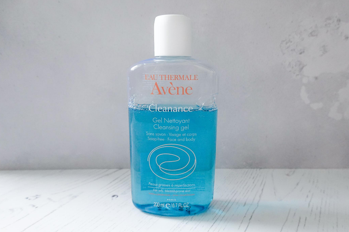 Avene Cleanance cleansing gel review