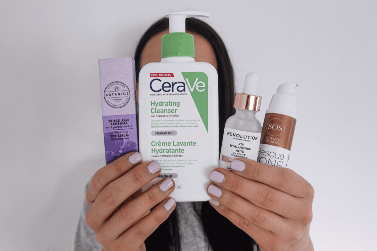 Accutane skincare essential products