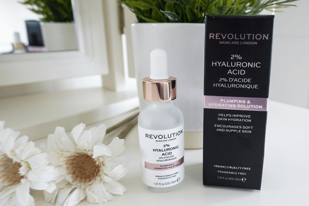Revolution hyaluronic acid review